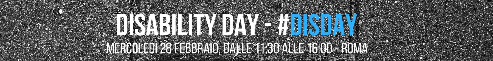 """""""Siediti nei nostri panni!"""" – Il 28 febbraio, manifestazione contro le barriere architettoniche per una città accessibile – #DisDay Roma"""