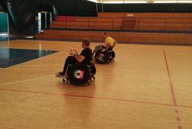 Wheelchair Rugby: alla scoperta del rugby in carrozzina con i Romanes