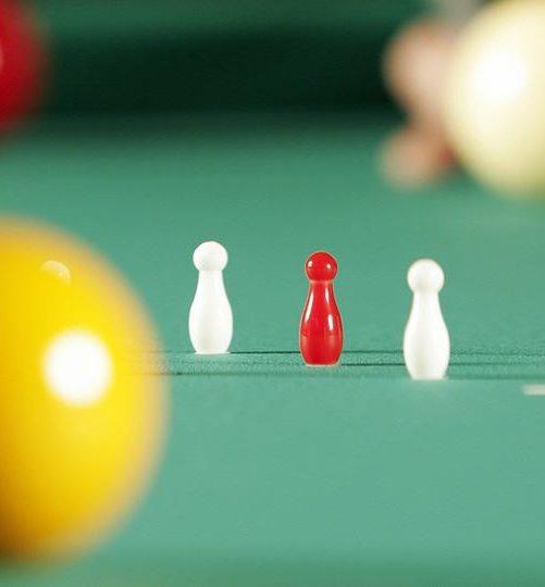 Palla in buca… Storia di una scommessa nata per gioco: il Biliardo in Carrozzina